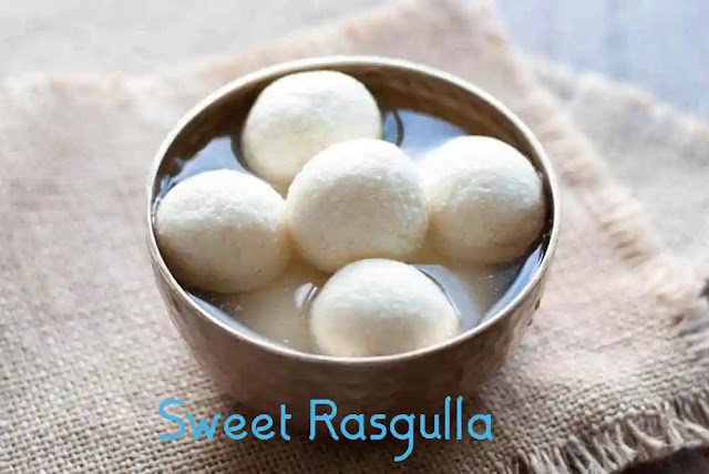 Easy to make delicious and sweet rasgulla recipe at home