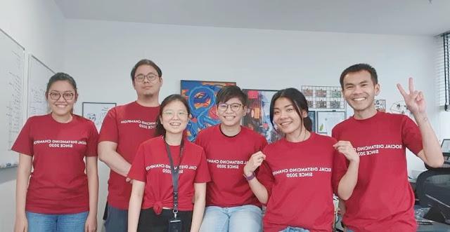 malaysia custom printing tshirt corporate