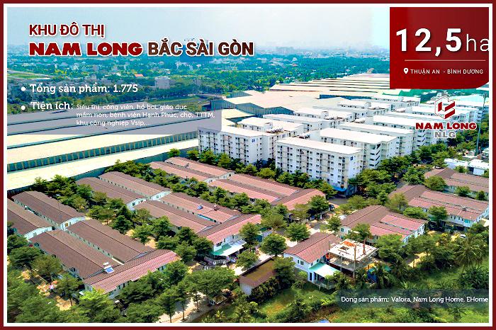 Khu đô thị Nam Long Bắc Sài Gòn