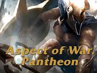 Cerita Atreus Mendapatkan Kekuatan Pantheon, Aspect of War - Lore League of Legends: Wild Rift Indonesia