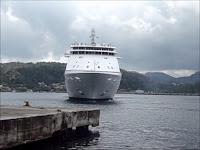 Siapa Sangka Kapal Pesiar Seven Seas Voyager Sering Datang ke Sabang