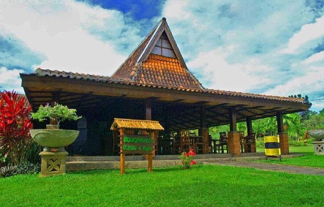 restoran di tabek indah resort