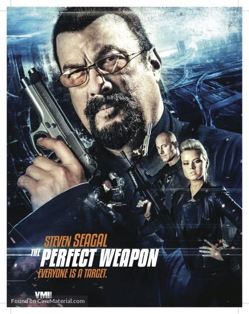 The Perfect Weapon (2016) 720 Bluray Subtitle Indonesia