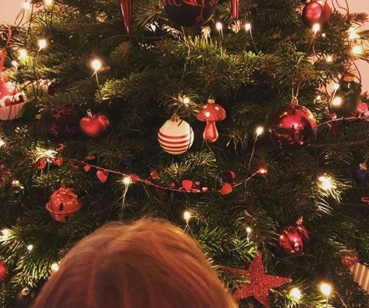 Weihnachten mit Kindern - Der Weihnachtsbaum
