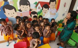 Mewujudkan Sekolah yang Ramah Anak