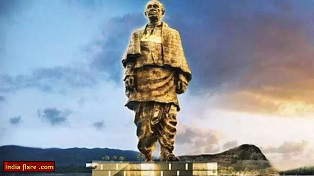 PM नरेंद्र मोदी ने बनवाया दुनिया का सबसे ऊंचा स्टैचू ऑफ़ यूनिटी