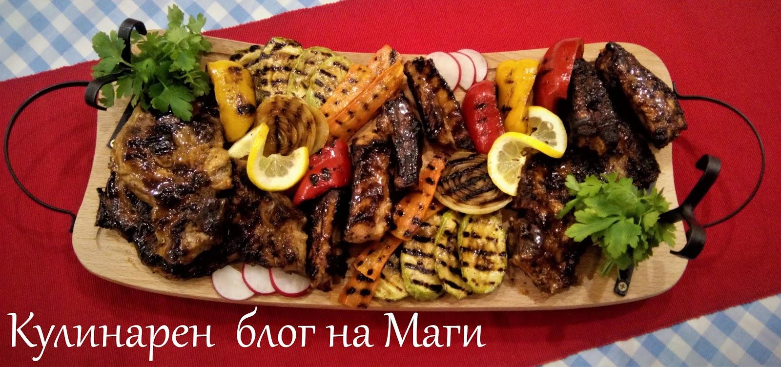 Кулинарен блог на Маги