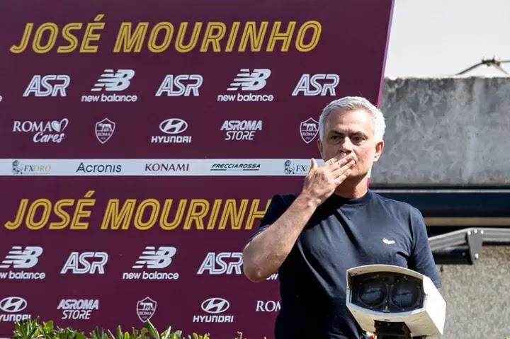 Mourinho: 'I missed Italian press conferences'