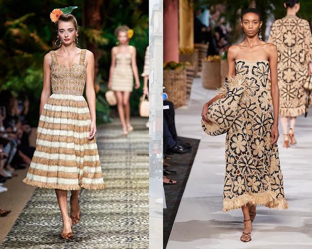 Модные сарафаны и платья 2020 8-1