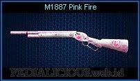M1887 Pink Fire