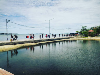 foto pulau harapan kepulauan seribu