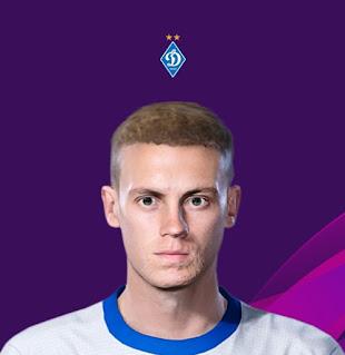PES 2020 Faces Vitaliy Buyalskyi by Korneev