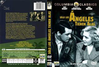 Solo los ángeles tienen alas (1939)