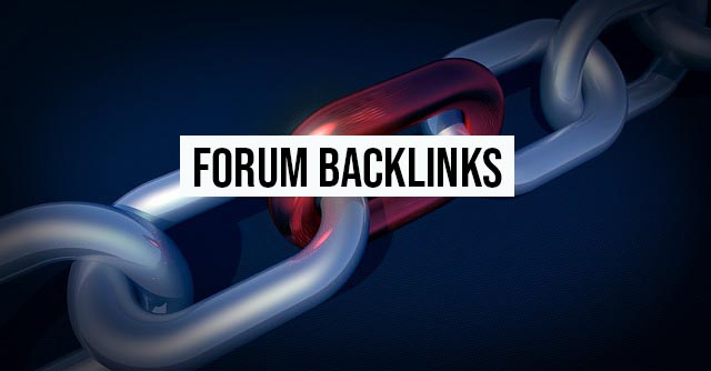 Forum-Posting-Backlink