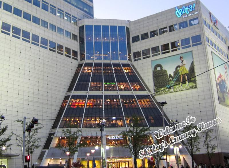 Shop Till You Drop At Dongdaemun Korea