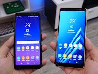 Seperti Apa Samsung Galaxy A8 dan A8+ (2018) ?