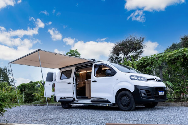Citroen Jumpy Motor Home chega ao mercado por R$ 170 mil