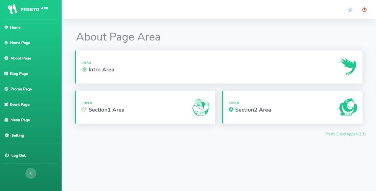 aplikasi restoran web app terbaru