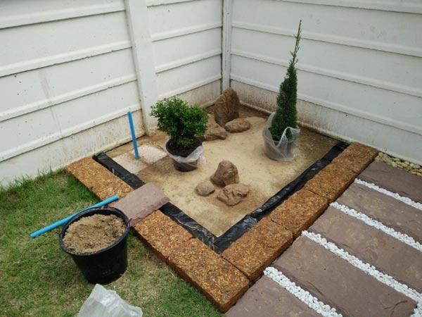 วิธีจัดสวนหินด้วยตัวเอง