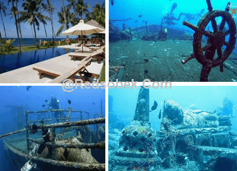 What are the Attractions of Tulamben Beach that you can enjoy