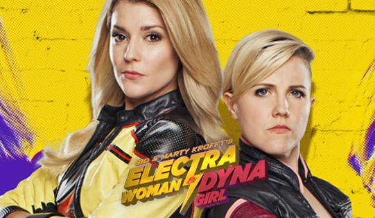 ELECTRA WOMAN AND DYNA GIRL 2016 ONLINE