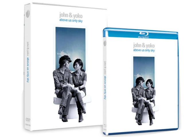Se edita el documental John & Yoko: Above us only sky