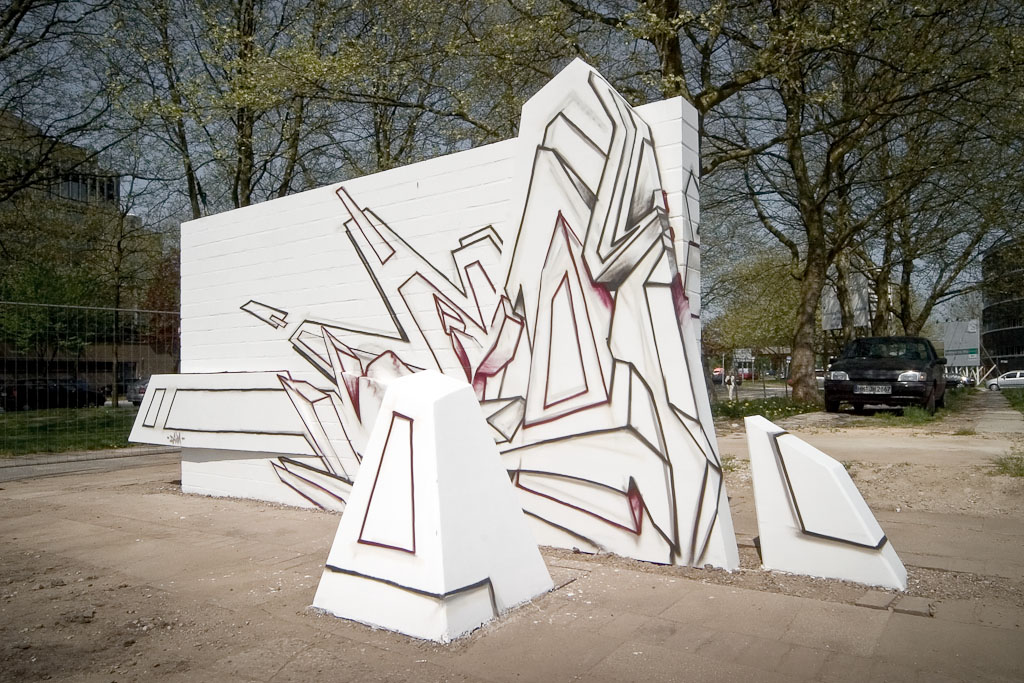 DAIM  Sculpture  Contemporary Urban Artist