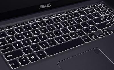 keyboard dengan backlit keren