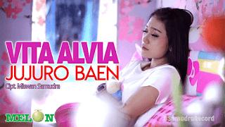 Lirik Lagu Vita Alvia - Jujuro Baen
