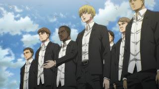 Hellominju.com: 進撃の巨人アニメ第4期『イェレナ』 | Attack on Titan The Final Season | Yelena  | Hello Anime !