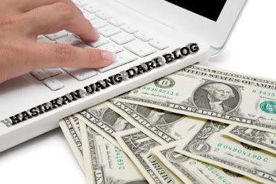 Cara Lengkap Menghasilkan Uang Dengan Target Blog Indonesia - BLOGGKU.COM