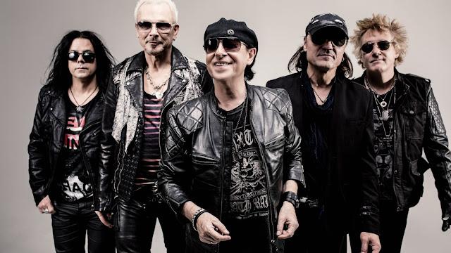 Boletos para Scorpions en Mexico 2016 primera fila no agotados vip