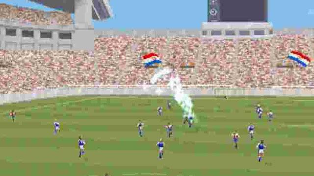 game super shot soccer