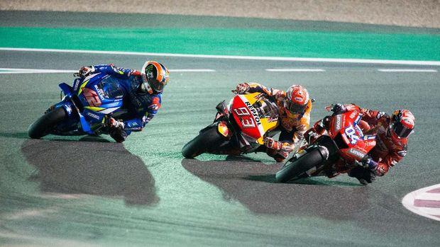 MotoGP Di Ceko Rins Mengklaim Marquez Tidak Hormati Pebalap Lainnya 2019