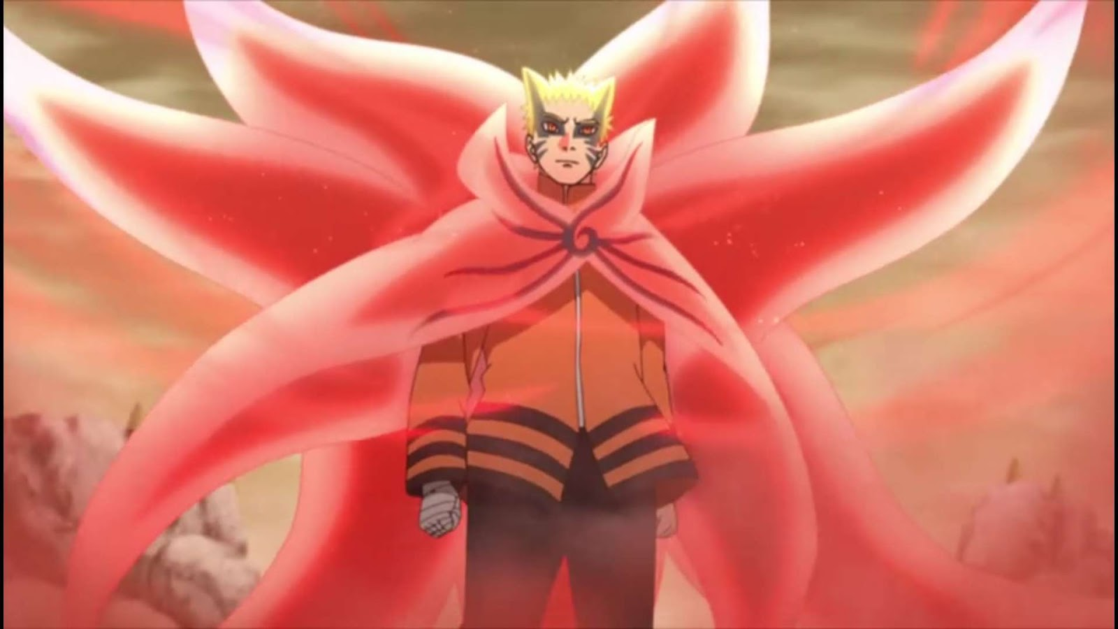Mode Baryon Naruto