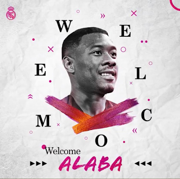 OFICIAL: David Alaba nuevo jugador del Real Madrid