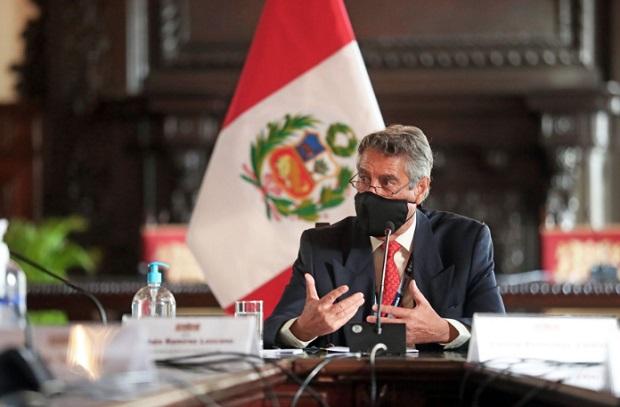 Jefe de Estado recibió a Misión de Observación Electoral de la OEA