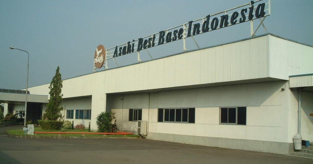 Informasi Loker Baru Operator Produksi PT Asahi Best Base Indonesia MM2100 Cikarang
