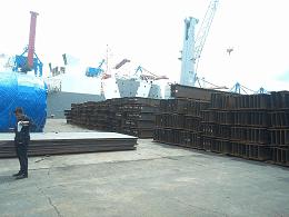 Penyedia Jasa Undername Import Besi Baja