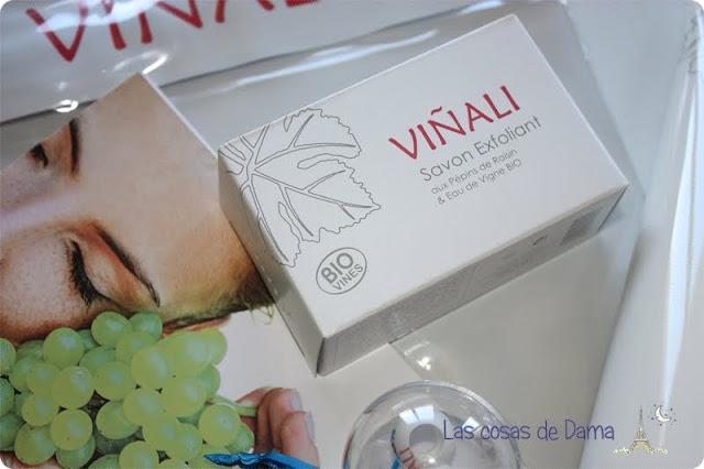 Viñali Savon Exfoliant Vinocosmética cosmética natural