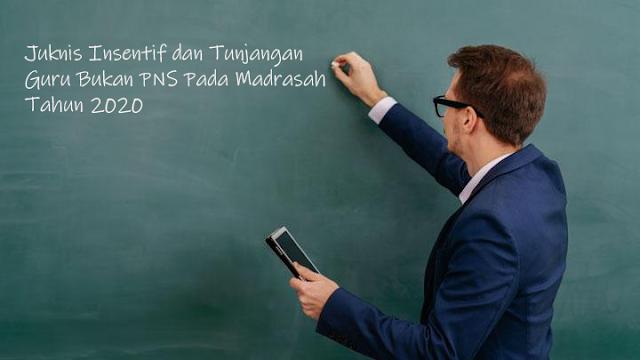 Juknis Tunjangan GBPNS Madrasah Tahun 2020