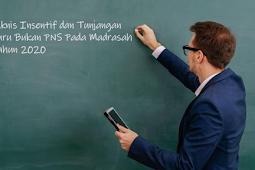 Juknis Insentif dan Tunjangan Guru Bukan PNS (GBPNS) Pada Madrasah Tahun 2020