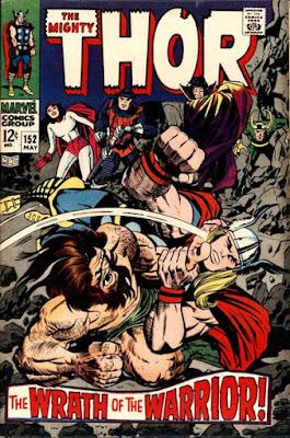 Thor #152, Ulik