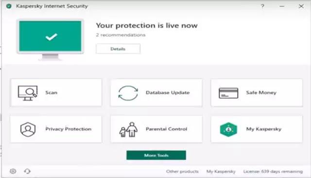 تحميل برنامج Kaspersky Total Security جهاز حاسوب