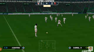 Download PES 2019 Lite by CAUA GAMEPLAYS BR ISO PPSSPP
