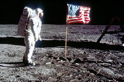 o homem não foi a lua