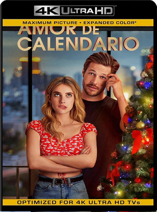 Holidate (Amor de Calendario) (2020) 4k WEB-DL HDR Latino [Google Drive] Tomyly
