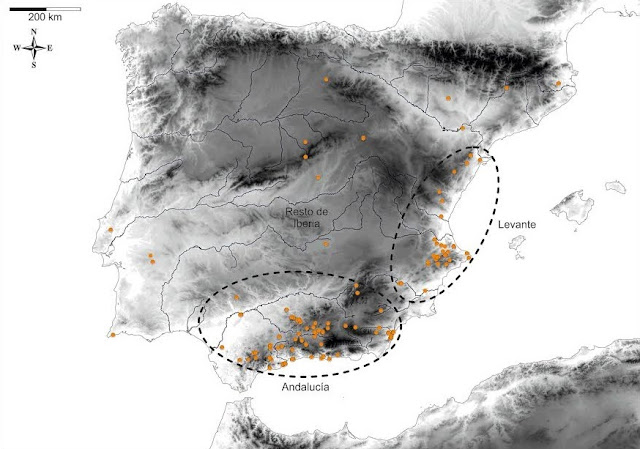 Research examines first Old Neolithic communities in the Iberian Peninsula