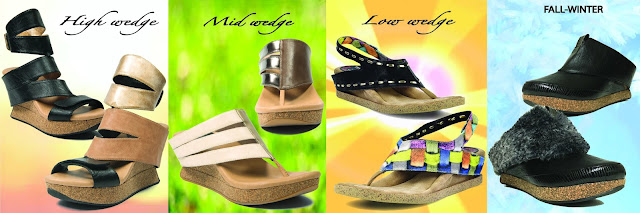 Shoeography: Modzori Reversibles: Double Your Style  With these Reversible Shoes