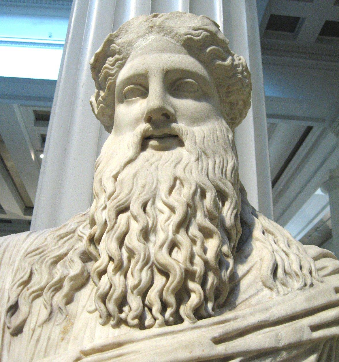 Dionysus - şarap ve eğlence tanrısı